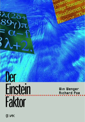 Cover of the German edition of The Einstein Factor